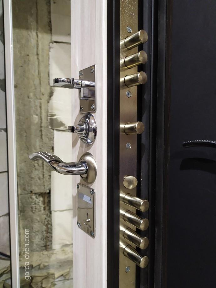 Двери Гарда S5 замок