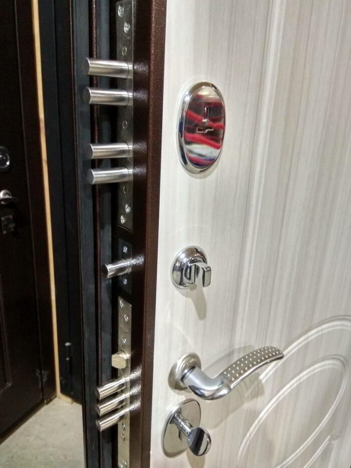 Двери Гарда S1 замковая часть