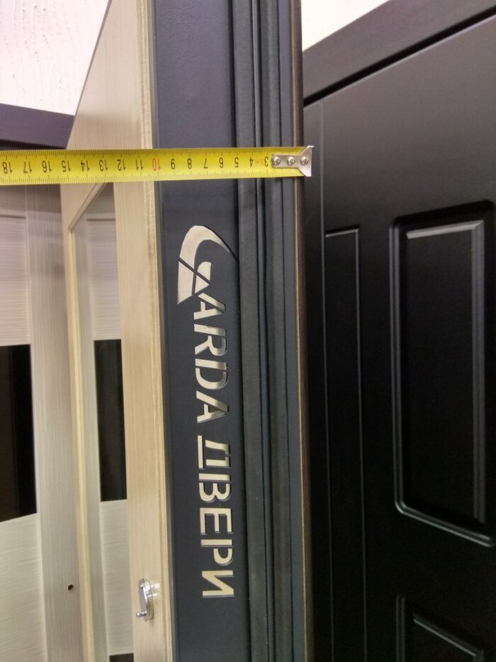 Двери Гарда S4 толщина полотна