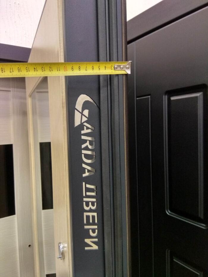 Двери Гарда S5 толщина полотна