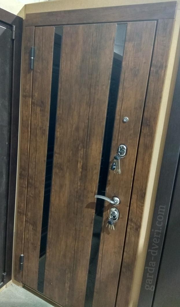 Двери Гарда S6 вид снаружи