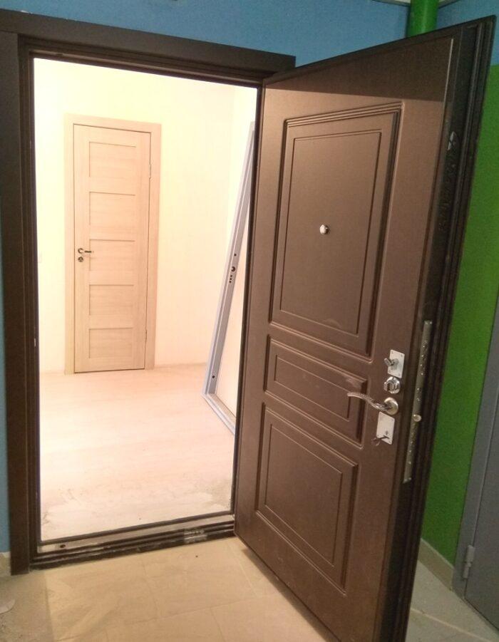 Дверь Гарда S4 венге