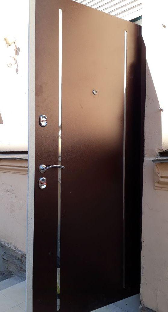 Двери Гарда Изотерма исполнение Медь