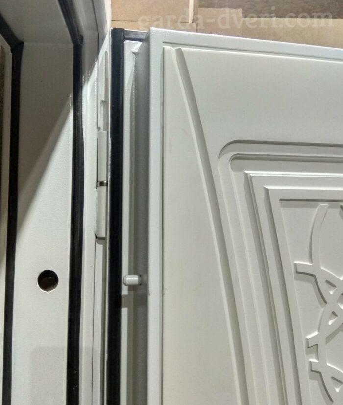 Двери Гарда S13 панель вблизи и противосьемы