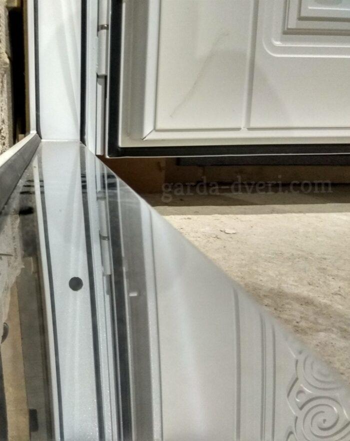 Двери Гарда S13 порог из нержавеющей стали