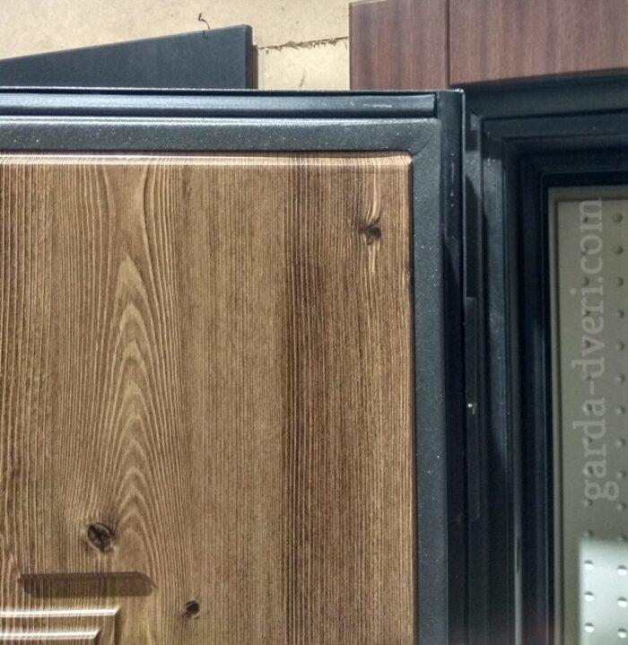 Двери Гарда S16 цвет внутренней панели