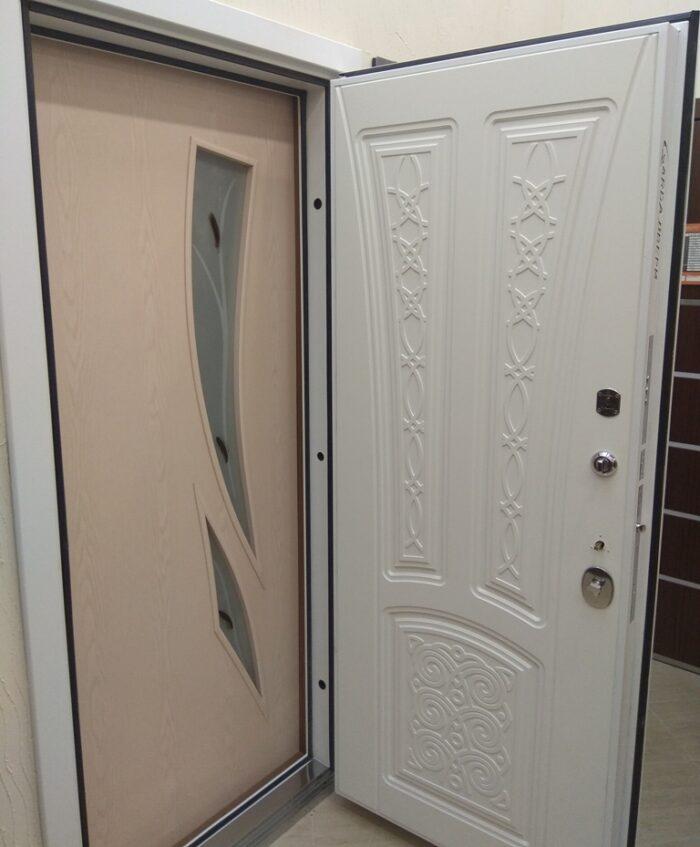 Двери Гарда S13 вид внутри
