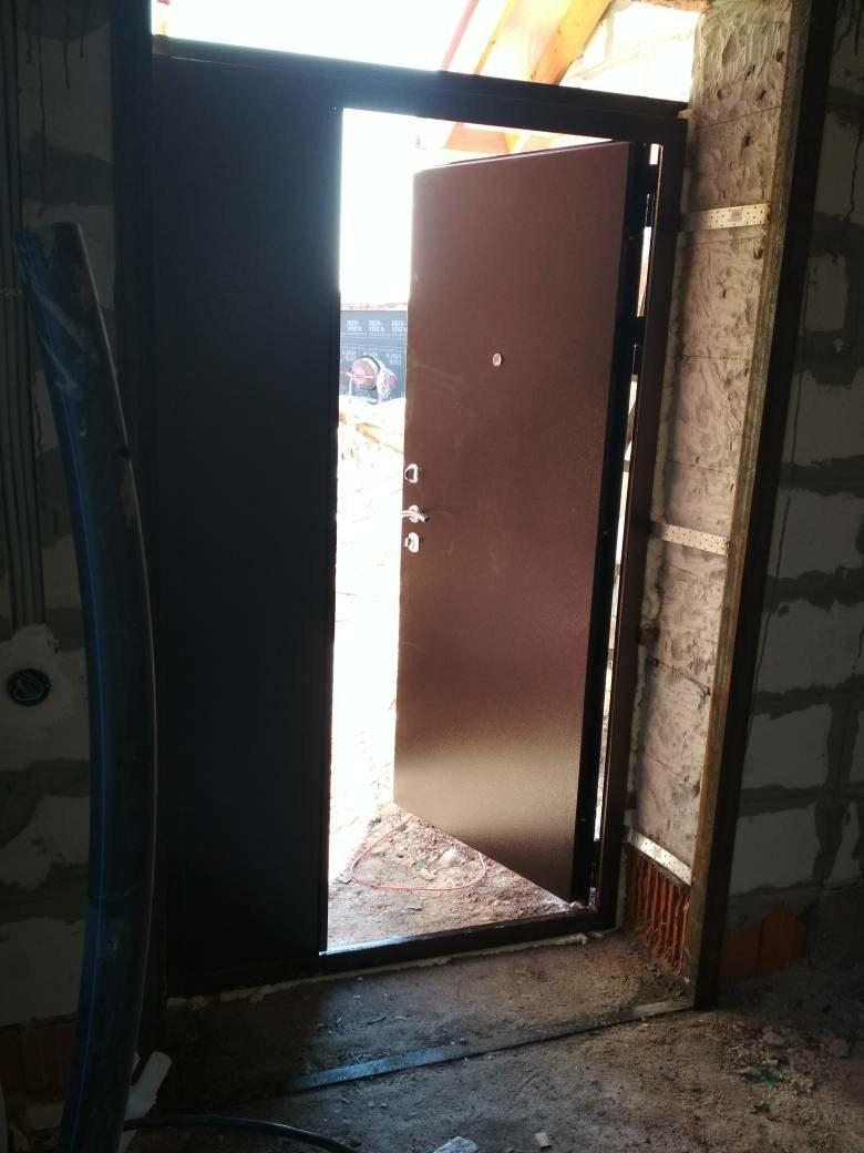 Дверь Гарда техническая