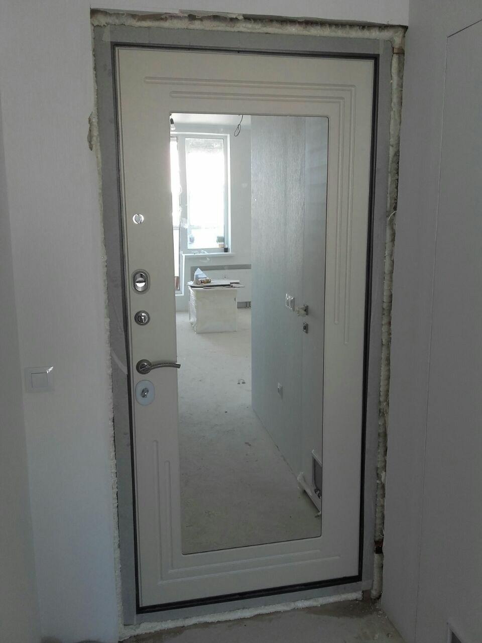 Двери Гарда S7 зеркало