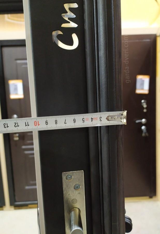 дверь Гарда S8 толщина полотна