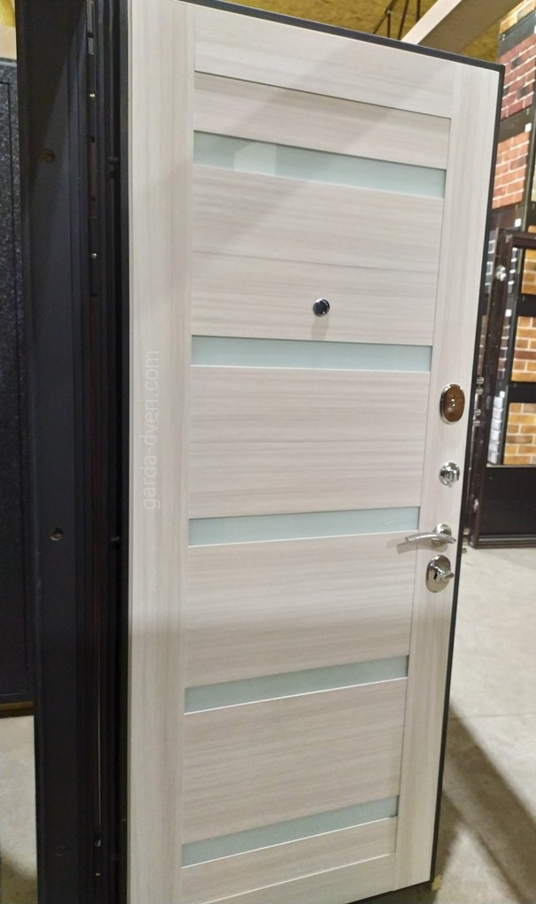 дверь Гарда S8 панель цвет Сандал