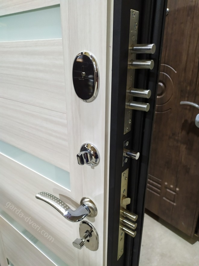 дверь Гарда S8 замки Меттем