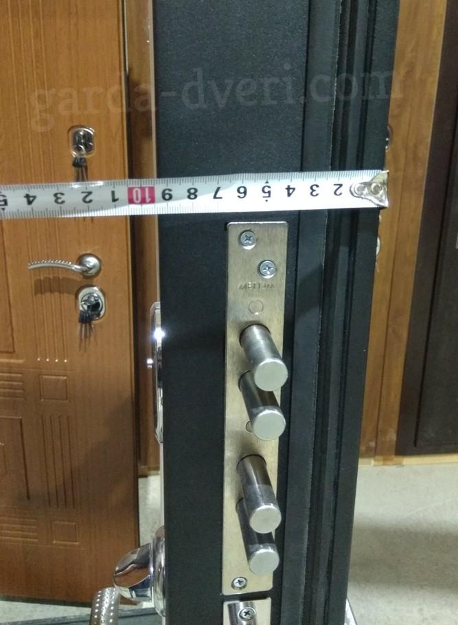 Двери Гарда S10 толщина полотна