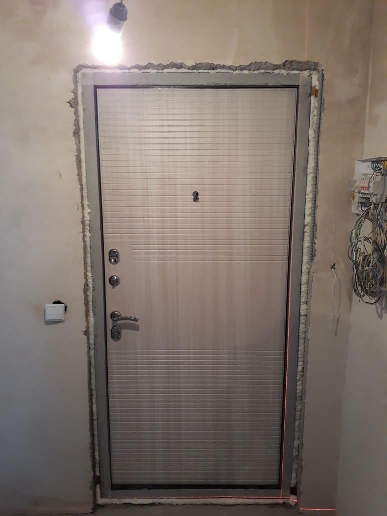 Двери Гарда Изотерма