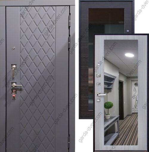 Двери Гарда S18 Зеркало