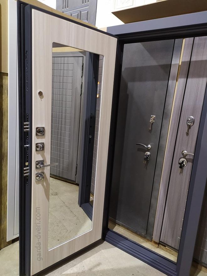 Двери Гарда S18 зеркало.
