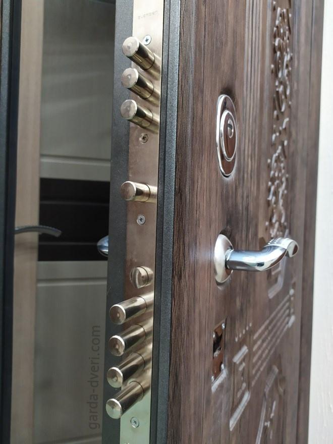 Двери Гарда S17 замки снаружи