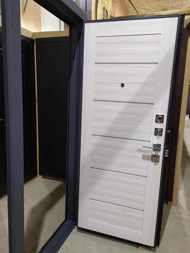 Двери Гарда S18 внутренняя панель сандал